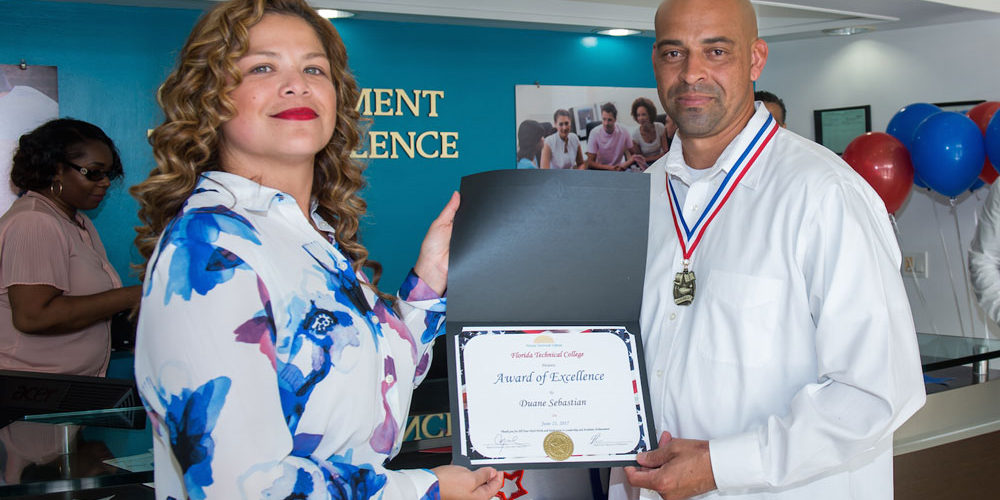 Eleven11 Communiations Florida Technical College Honors U S Armed Forces Student Veterans For Academic Excellence